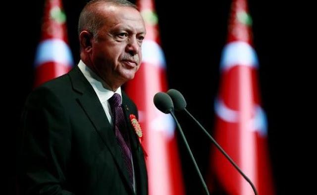 Ερντογάν: Δεν μπορούμε να σηκώσουμε και άλλο βάρος στο προσφυγικό
