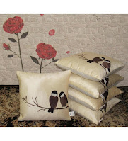 Designer Cushion Covers With Beautiful Color Combinations
