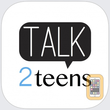 Talk2Teens for iPhone & iPad - Official Website - BenjaminMadeira