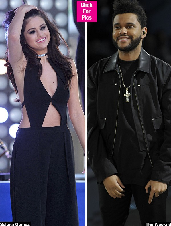 Selena Gomez & The Weeknd Caught Kissing in Brazil After His Show