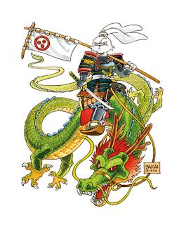 Usagi Yojimbo de Stan Sakai