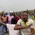 BREAKING: Violence Erupts As Soldiers, Police, DSS Attempt To Arrest Sunday Igboho (VIDEO)