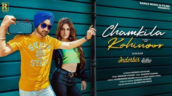 Chamkila To Kohinoor Lyrics Inderbir Sidhu