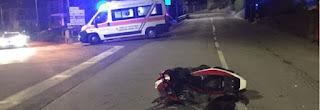 incidente stradale ercolano morto poliziotto
