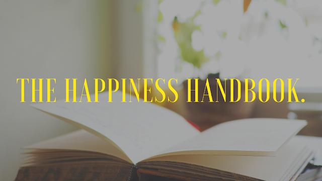 The happiness handbook.