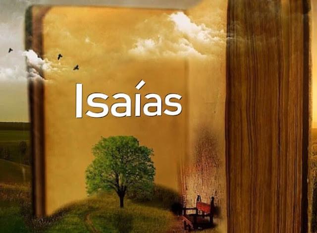 Nome - ISAÍAS  - Nomes bíblicos e seus significados