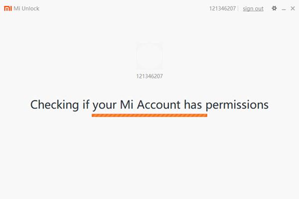 Unlocking Xiaomi Redmi Bootloader 4