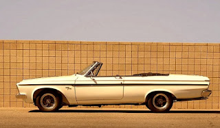 1963 Plymouth Sport Fury Convertible Side Left