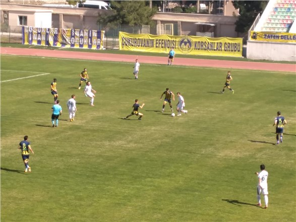 Tarsus İdmanyurdu, Kırşehir Belediyespor maçını 2-1 kazandı