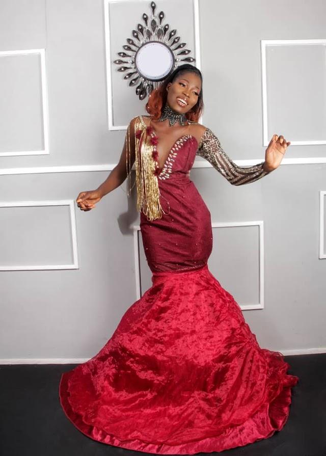 [BangHitz] MEGN Crown Is Not My Major Priority - Model Temilade Adeyemo