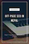 Off page SEO guide - Nepal