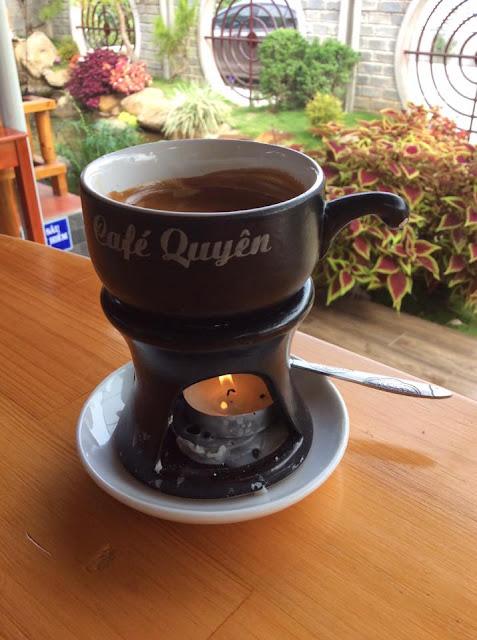 Cafe Quyên – TP. Bảo Lộc