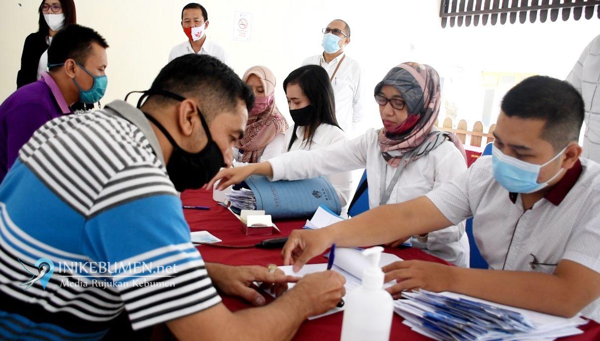 Selama Tiga Bulan, 17.247 KK di Kebumen Terima Bantuan Rp 600 Ribu
