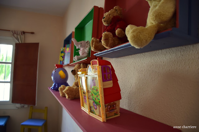 www.annecharriere.com, atelier anne, benahavis, proyecto, pintura, low cost, la pajarita,