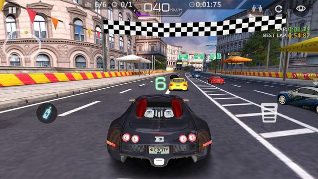 Game Balap Mobil Offline Terbaik city racing 3d