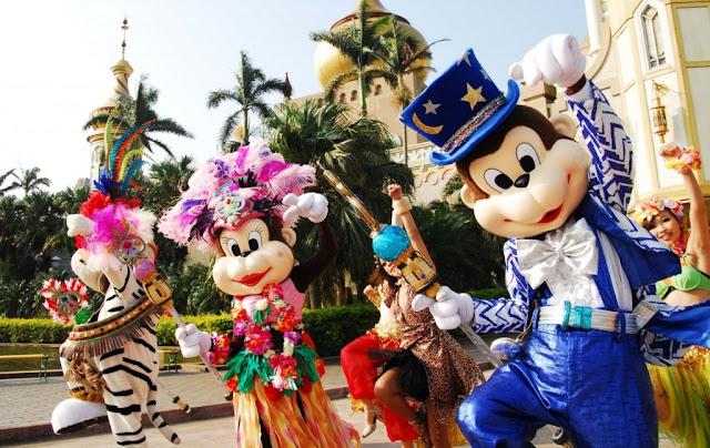 Một ngày đột nhập công viên Leofoo Village Theme Park Đài Bắc