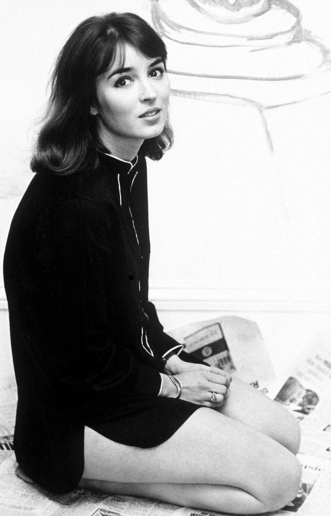Hippie hair 1960