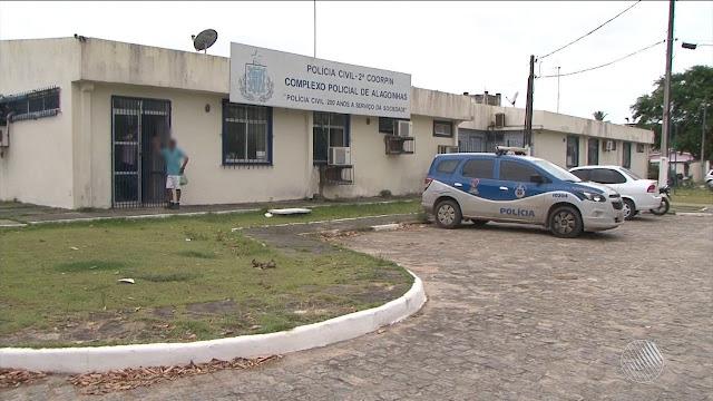 Homem suspeito de tentar abusar sexualmente de duas menores é preso em Alagoinhas