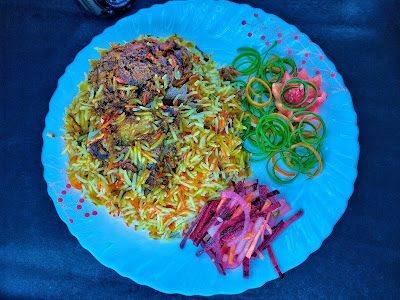 fish biryani at home