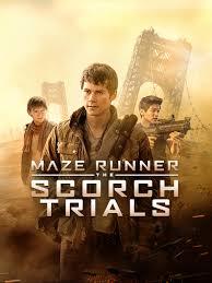 Maze Runner: The Scorch Trials Full movie watch an download