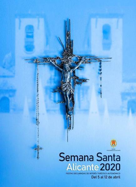 Horarios e Itinerario de la Semana Santa de Alicante 2020