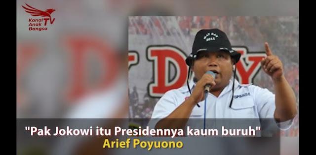 Akhirnya Arief Poyuono Ajak Tinggalkan Gerbong Politik Yang Sudah Rusak