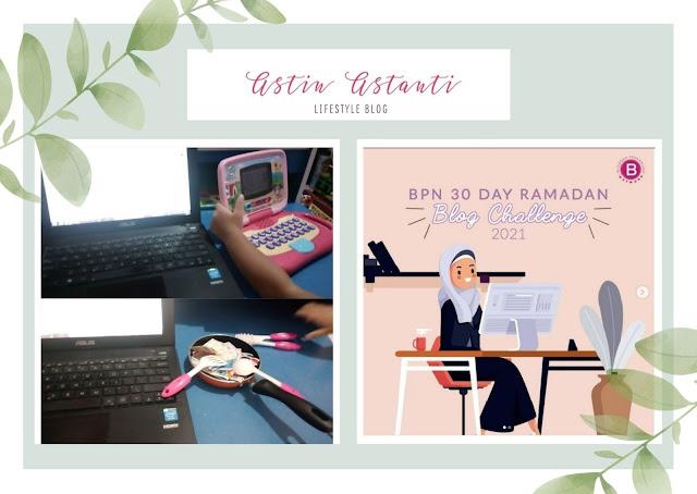 Mengisi Waktu Luang dengan Ngeblog