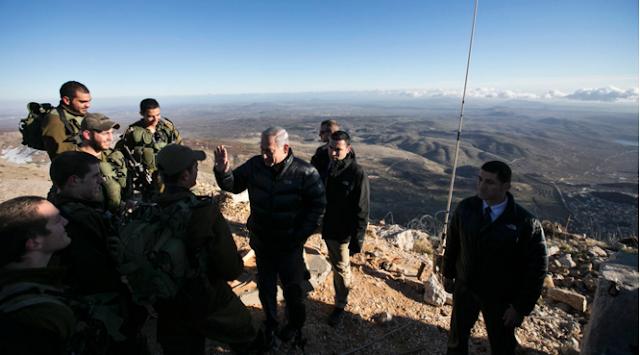 Dataran Tinggi Dolan Milik Israel
