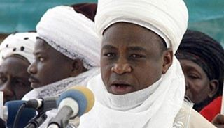 Nigerians are hungry because we're lazy - Sultan