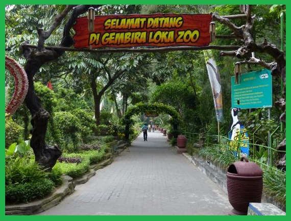 jogja trip travel, jogja tour driver, gembira loka zoo jogyakarta, wisata kota gede