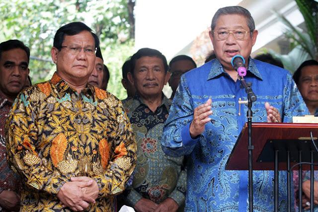 Ada Apa dengan SBY?