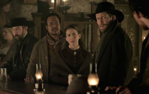 Pinkertonin etsivätoimisto, Logan, John, Kate, Will