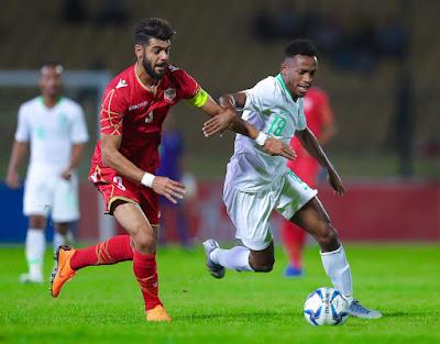 مشاهدة مباراة السعودية والبحرين بث مباشر اليوم 30-11-2019 في كأس الخليج العربي