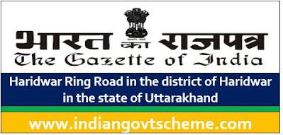 Haridwar Ring Road