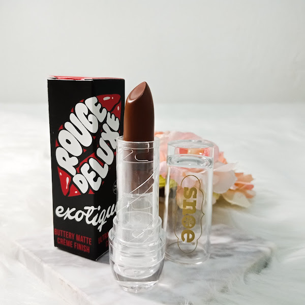 Snoe Beauty Rouge Deluxe Exotique Lipstick in Anger