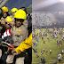 Enfrentamiento previo al clásico hondureño de fútbol deja tres muertos.