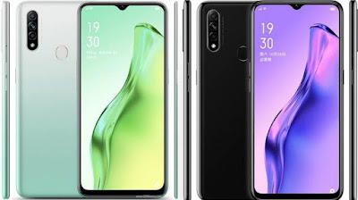 handphone oppo terbaru  2020 Oppo A31 2020