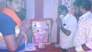 अयोध्या में भूमि पूजन के बाद जिले में मनाया गया दीपोत्सव   #NayaSaveraNetwork