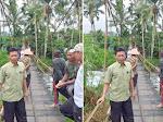 Masyarakat Berharap Jembatan Batu Bajarang Dibangun Pemkab Solsel Tahun Ini
