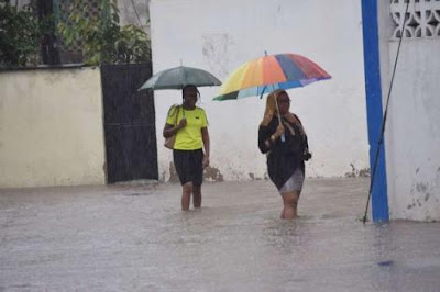 Floods in Mombasa
