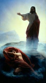 Resultado de imagem para figuras de vitoria de jesus sobre satanas vencendo