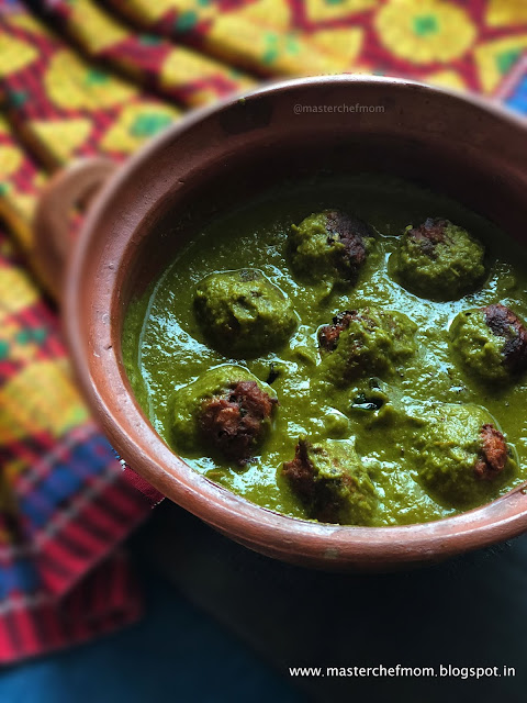 Masiyal Kofta Curry