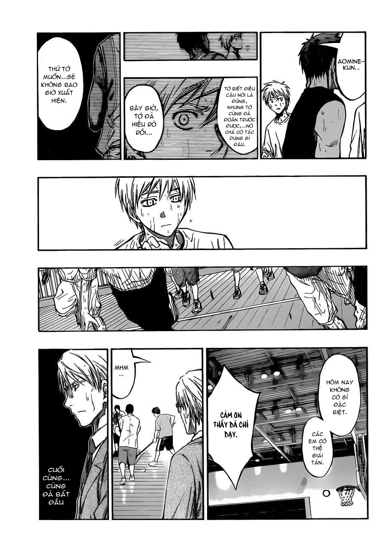 Kuroko No Basket chap 219 trang 17