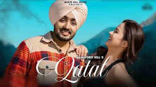 QATAL Lyrics - Manavgeet Gill x Gurlez Akhtar