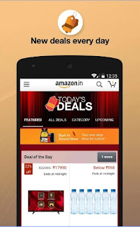Amazon India Online Shopping apk new deals