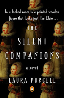 Interview with Laura Purcell, author of The Silent Companions
