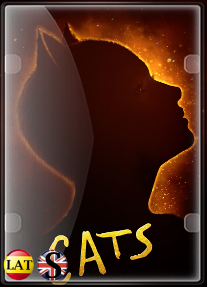 Cats (2019) WEB-DL 720P LATINO/INGLES