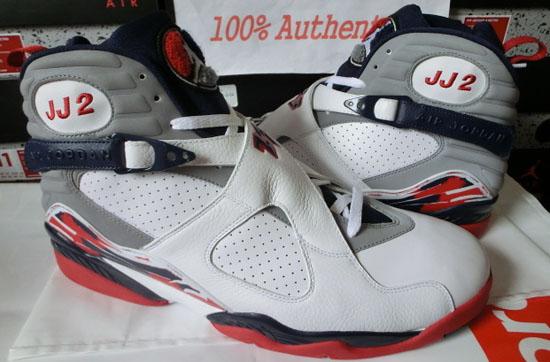 new york a809a 00cf5 Air Jordan 8 Retro Joe Johnson