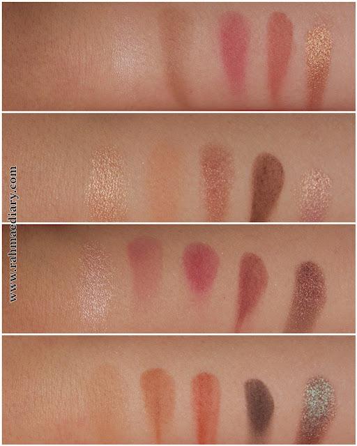 Focallure eyeshadow pro palette