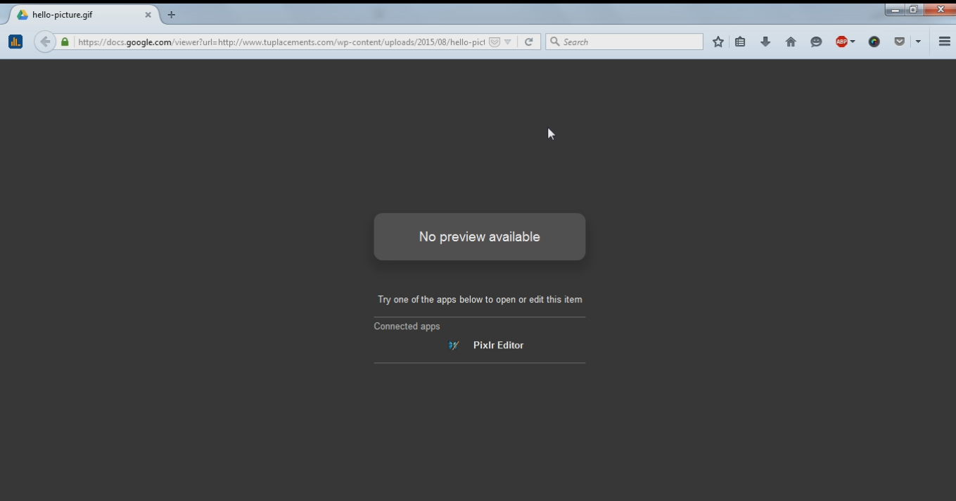 Spreading malicious softwares via google document viewer